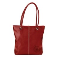 Tote-Red Lamis with Presidential Seal