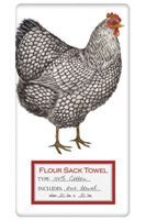 Spotted Hen Bagged Towel