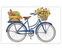 Farmers Market Bicycle Towel