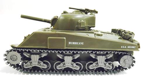 Sherman Tank model