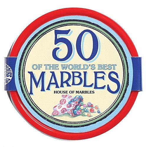 Tub of Marbles