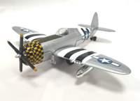 P-47 Thunderbolt pullback model