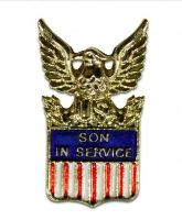 Pin, Son In Service (15735)