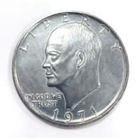 "Eisenhower 3"" Jumbo Souvenir ""Coin"""