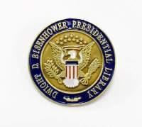 Eisenhower Library Lapel Pin