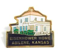 Boyhood Home Lapel Pin