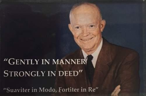 Gently In Manner Magnet