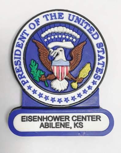 Magnet, Presidential Seal, Custom, EPL&M