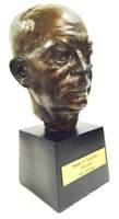 Eisenhower Bust by Nilson Tregor