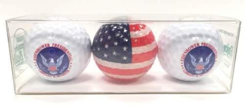 Eisenhower Golf Ball Set