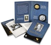 Eisenhower Coin & Chronicles Set