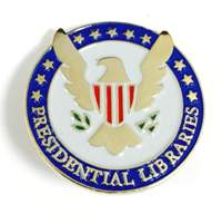 Presidential Libraries Pin