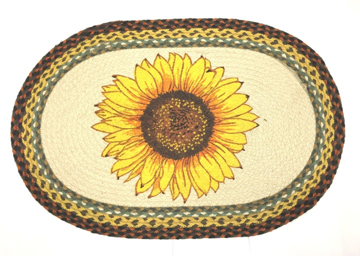 "Sunflower 20""x30"" Oval"