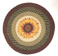 "Sunflower 27"" Round"