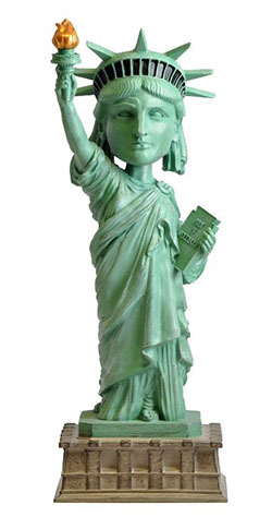 Statue of Liberty Bobble