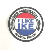 I Like Ike Patch