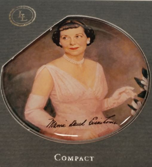 Mamie Mirror Compact