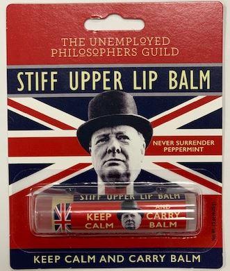 Stiff Upper Lip Balm