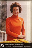 Betty Ford Magnet