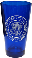 Pint with Presidential Seal and Signature