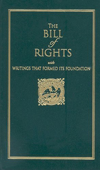 The Bill of Rights with Writings...