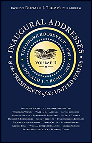 Inaugural Addresses, Vol. 2