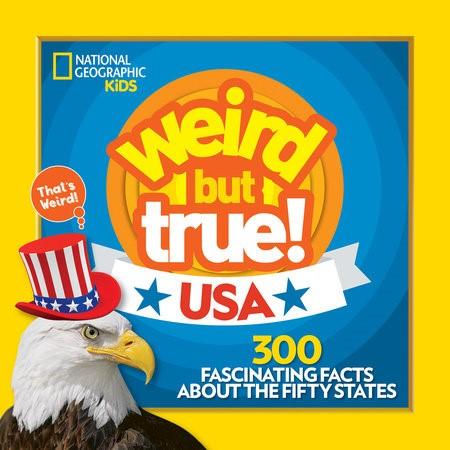 Weird But True: USA