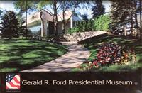 Ford Gravesite Magnet