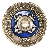 Challenge Coin, Coast Guard