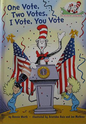 One Vote, Two Votes....