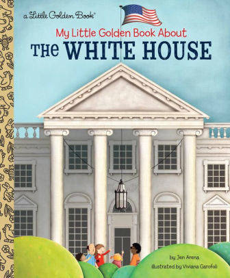My Little Golden Book ...White House
