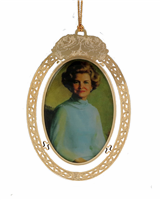 Betty Ford Ornament