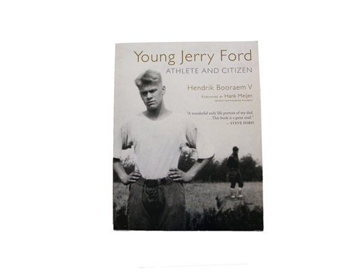 Bk: Young Jerry Ford: Athlete and Citizen