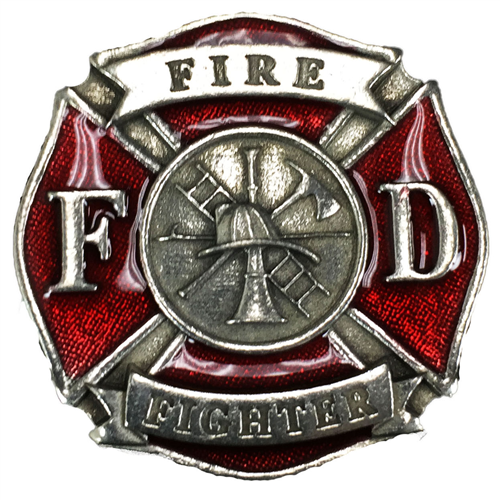 Challenge Coin, Fire Fighter
