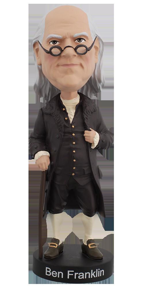 Benjamin Franklin Bobblehead