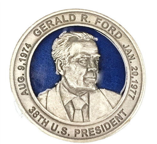 Challenge Coin, Gerald R. Ford