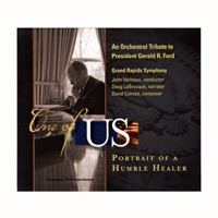 Gerald R. Ford: A Symphonic Tribute CD