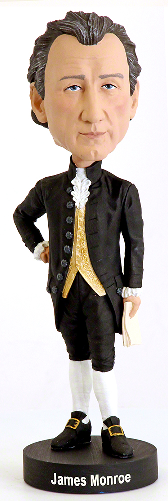 James Monroe Bobblehead