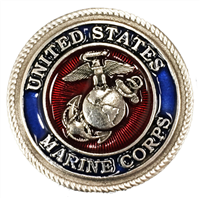 United States Marines Pewter Challenge Coin