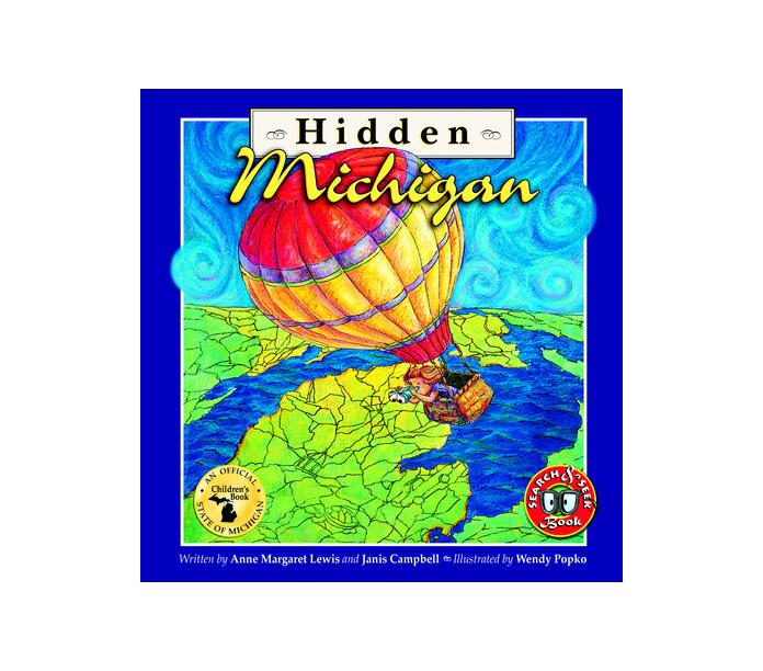 Hidden Michigan Book