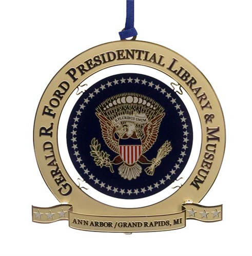 Gerald R. Ford Presidential Ornament