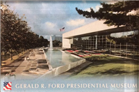 Ford Museum Magnet