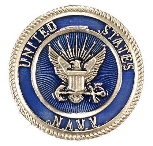 Challenge Coin, Navy