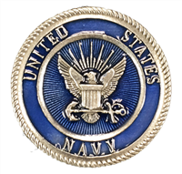 United States Navy Pewter Challenge Coin