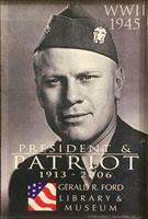 President Ford - Patriot Magnet