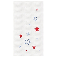 Patriotic Stars Kitchen Towel