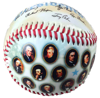 Baseball, Presidents