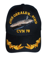 USS Gerald R. Ford CVN-78 Single Egg Cap