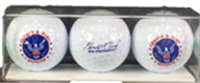 Golf Balls, Sleeve of 3, GRF