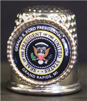 Ford Presidential Seal Thimble
